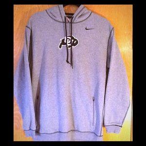CU hoodie size S